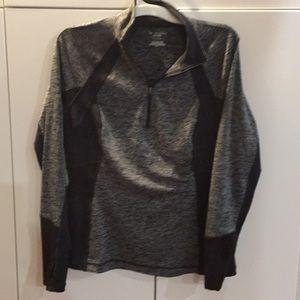 tek gear Tops - Quarter zip jacket